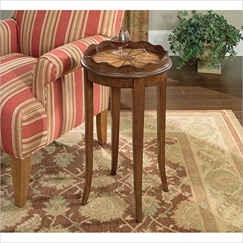 Butler Home Decor Accent Table Finish Type - Light Plantation Cherry