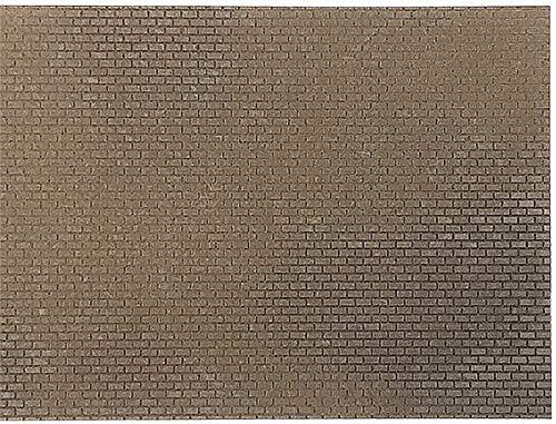 포 폰 데《다》 포 포 프로 디오라마 콜렉션 「memory's」 HO게이지 벽・담 벽돌 모양다 MS-105 디오라마 용품