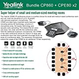 Yealink CP860 VoIP Conference Phone with 2 Mics (CPE80)