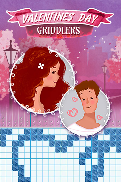 Valentine's Day Griddlers [Download]]()