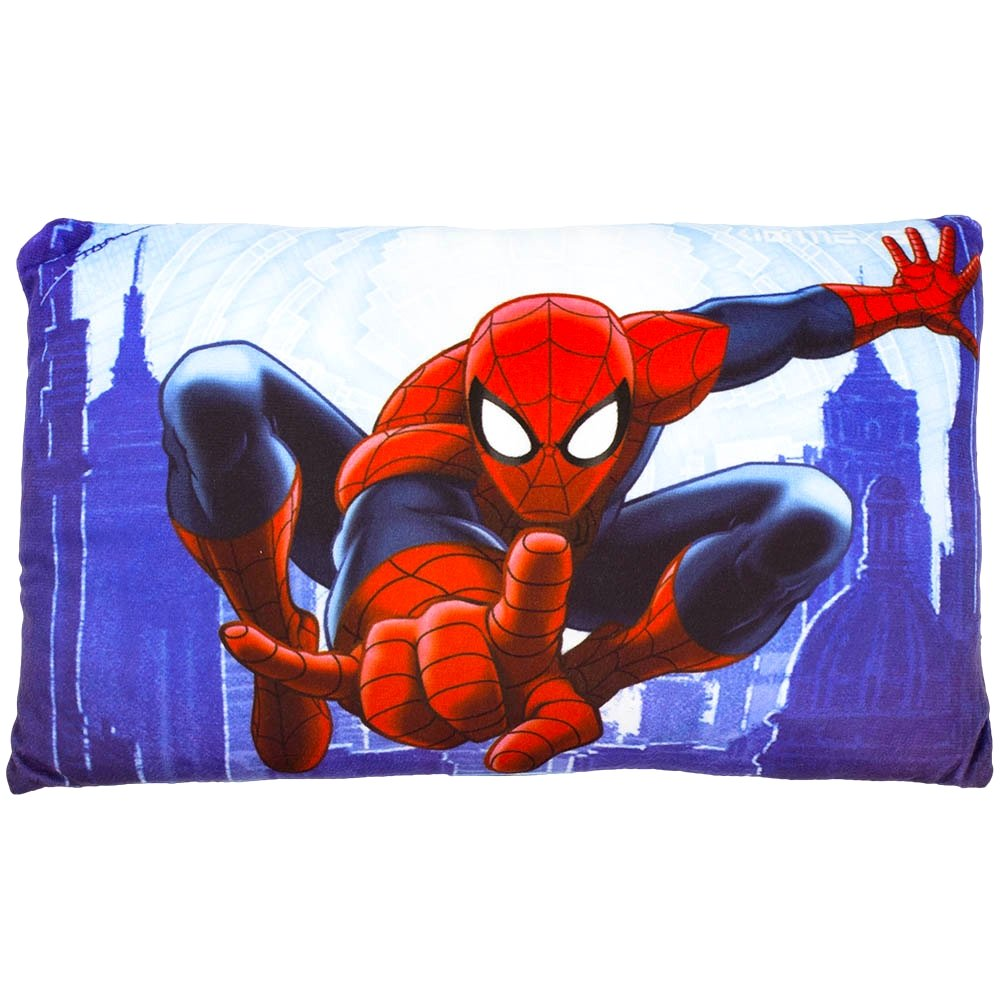 Marvel Spiderman almohada, art. 1484, tamaño 37 x 23: Amazon ...