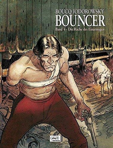 Bouncer 04: Die Rache des Einarmigen