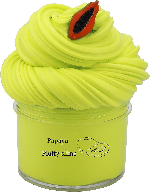 BESTZY Fluffy Cloud Slime 2019 pi/ù Nuovo 200ML Fairy Putty Giocattolo Giocattoli Antistress per Bambini e Adulti