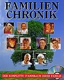 Familienchronik, 1 CD-ROM Der komplette Stammbaum Ihrer Familie. Für Windows 95, 98