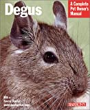 img - for Degus (Complete Pet Owner's Manuals) book / textbook / text book