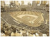 ATLAS San Diego Padres Art Sketch Style Poster Print 12x16 Wall Decor