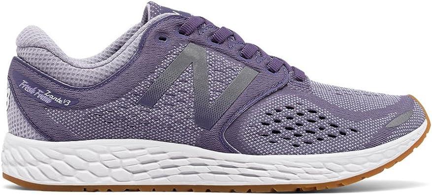 New Balance - Zapatillas de Running para Mujer Morado Morado, Color Morado, Talla 37,5 EU: Amazon.es: Zapatos y complementos