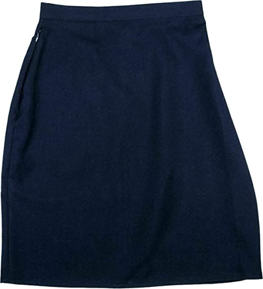 Eshoppingwarehouse - Falda de Tubo con Cierre de Cremallera para ...