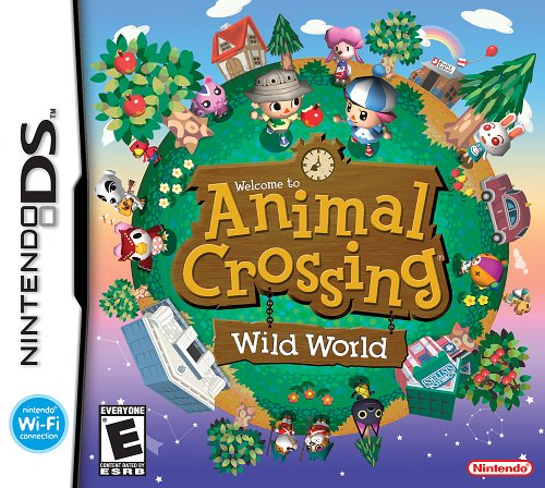 Animal Crossing: Wild World (Ds Crossing Wild Nintendo World Animal)