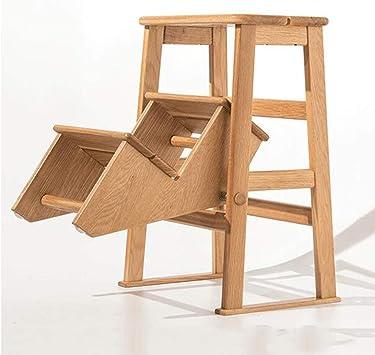 YIZ Sillas Muebles modernos Multifunción Estantes de balcón plegables para el hogar Escalera 30 * 60 * 25Cm: Amazon.es: Bricolaje y herramientas