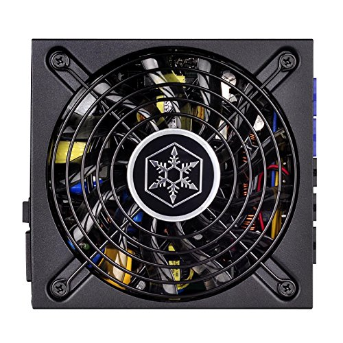 SilverStone Technology 700W,SFX-L, Silent 120mm Fan with 036Dba, Fully Modular Cable Power Supply SX700-LPT by SilverStone Technology (Image #6)