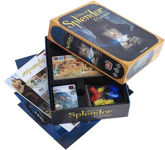 Zzxxo Juegos de Mesa,Estrategia ingenio,Family Board-Game,Apto para niños Mayores de 8 años y Adultos.: Amazon.es: Hogar