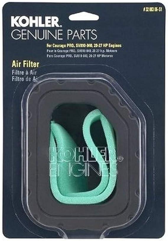Fuel Filter Kohler Engines Ariens Cub Cadet Toro 2000 CH18-CH25 24 050 13-S1 2pk