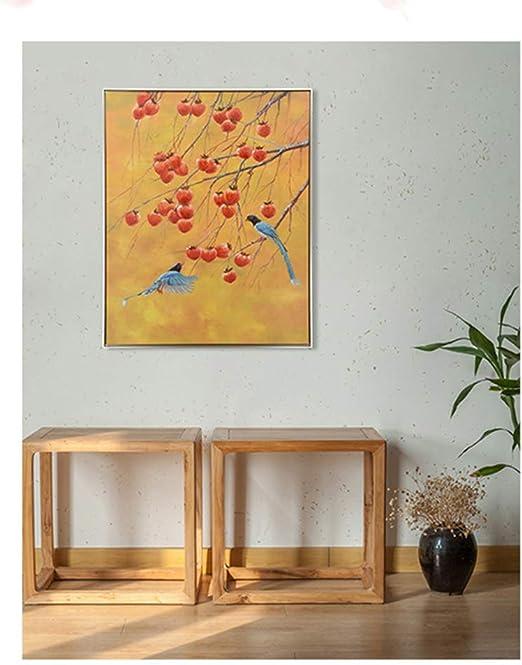 Zsn Peinture à L Huile Décoration Murale Home Decor Canvas