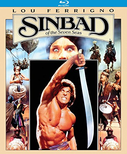 Sinbad of the Seven Seas [Blu-ray]