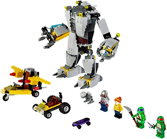 Amazon.com: LEGO 79105 – teenage mutant ninja turtles – L ...