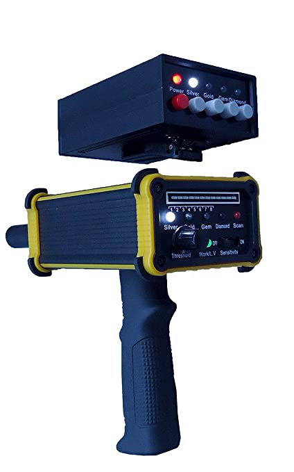 Amazon.com : Black Hawk GR-100 Long Range King Detector Series for gold Gem and minerals : Garden & Outdoor