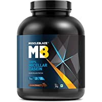 MuscleBlaze 100% Micellar Casein - 2kg