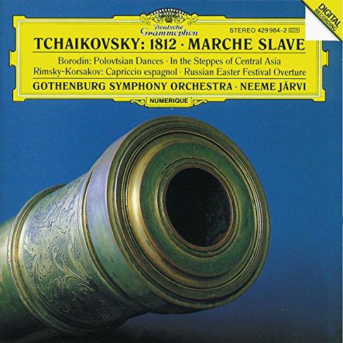 Tchaikovsky: 1812, Marche slave