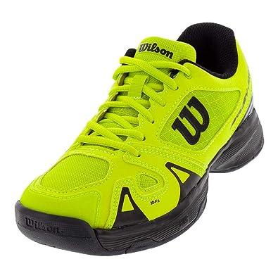 differently 2bdb8 d8d1a Amazon.com   Wilson Kids Unisex Jr Rush Pro 2.5 (Little Kid Big Kid)   Shoes
