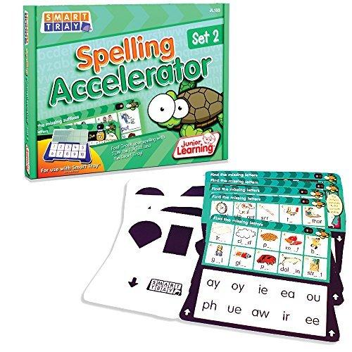 (Junior Learning Spelling Accelerator Set 2 by Junior)