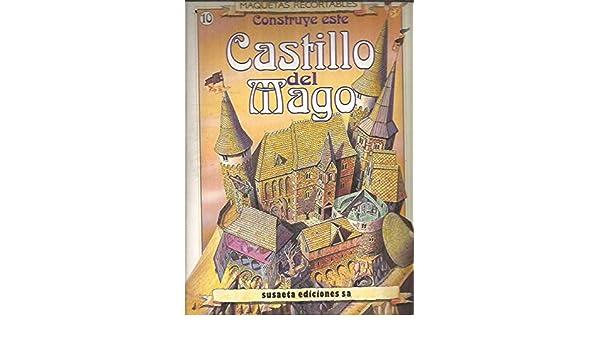 Construye Este Castillo Del Mago (Maquetas Recortables, 580 ...