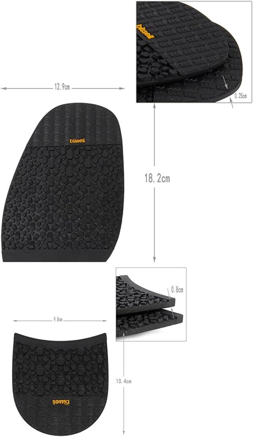 - Noir Verni Gumlight m/élange 39//40 bon pour baskets 30 x 12 cm Vibram 2644 Complet Semelles plat Noir 1 paire Pour Bricolage Chaussure R/éparations de Semelles chaussures de marche etc..
