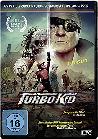Turbo Kid (Uncut) [Alemania] [DVD]