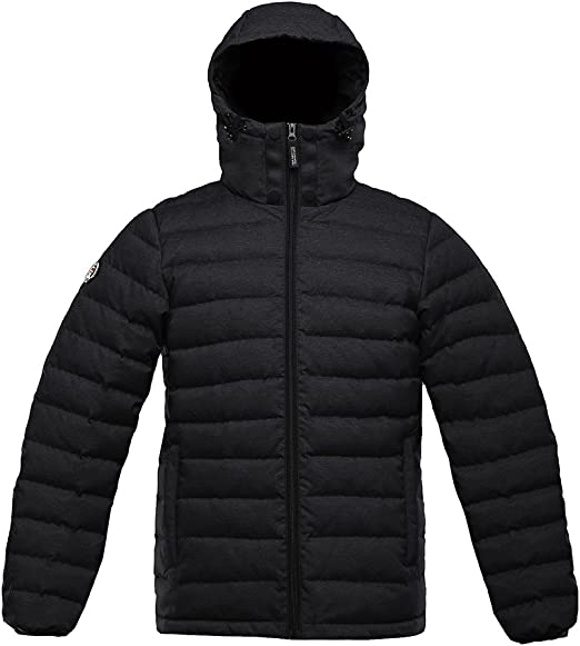 Triple FAT Goose SAGA Collection | Logan | Light Weight Winter Jacket for Men | 750 Fill Power Down
