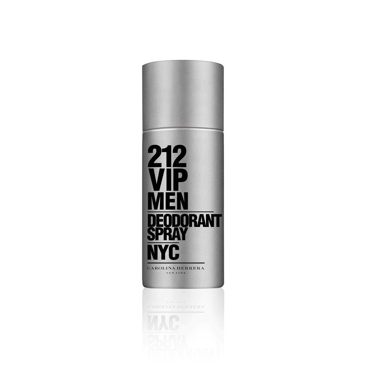 Carolina Herrera 212 VIP Deodorant Spray for Men, 5 Ounce