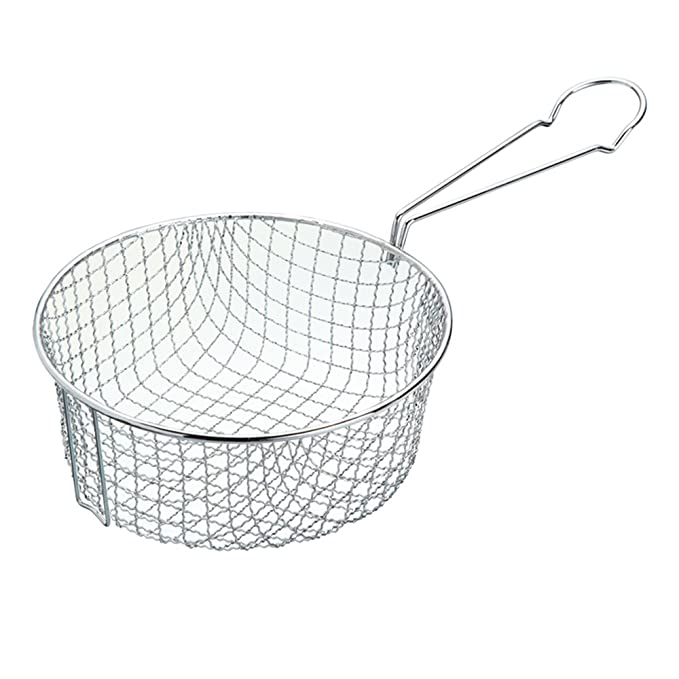 Kitchen Craft - Cesta para freír (para cacerolas de 18,5 cm): Amazon.es: Hogar
