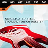 Ociodual Juego De Cuerdas para Guitarra Electrica Nickelplated Steel Guitar Metal M01