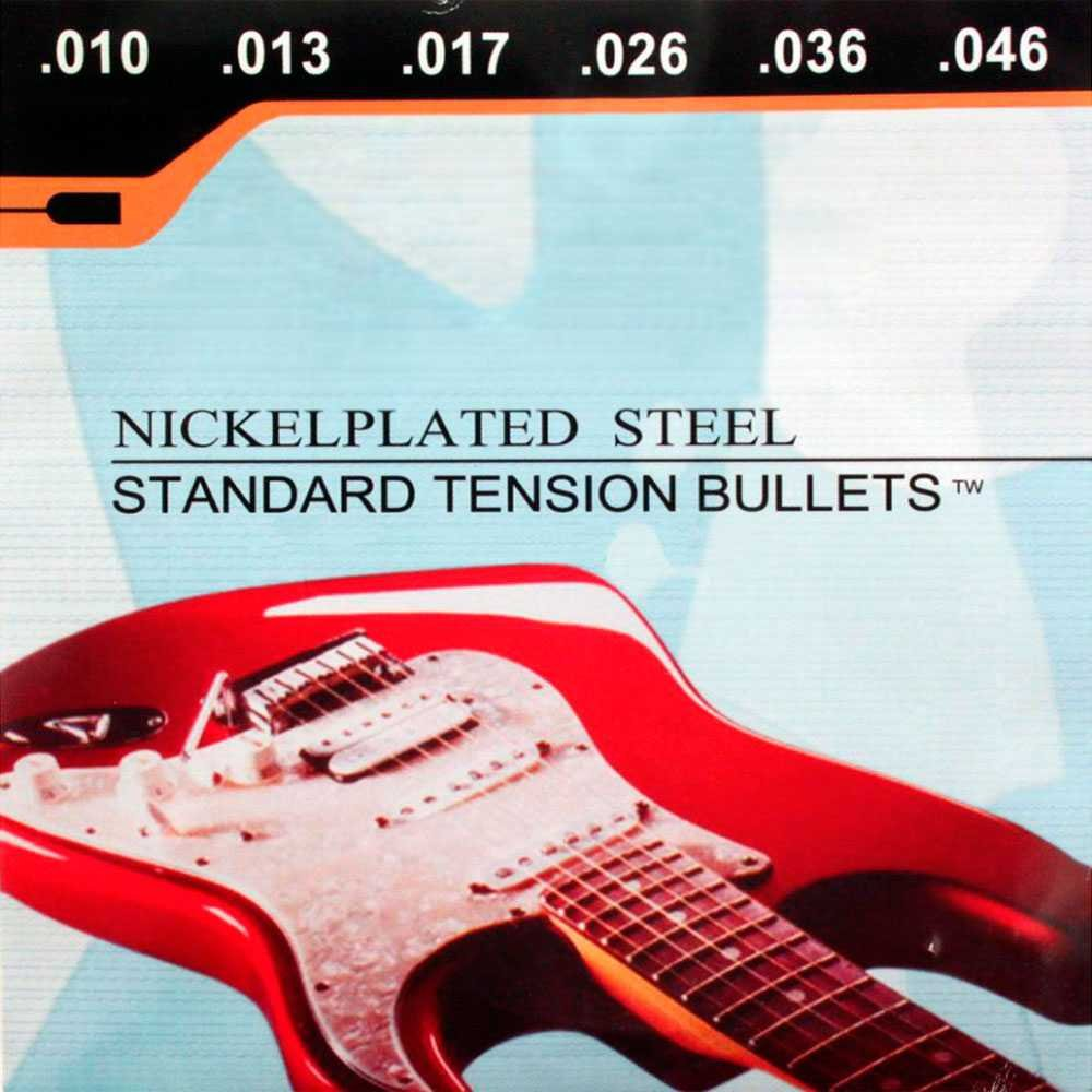 Ociodual Juego De Cuerdas para Guitarra Electrica Nickelplated Steel Guitar Metal M01: Amazon.es: Electrónica