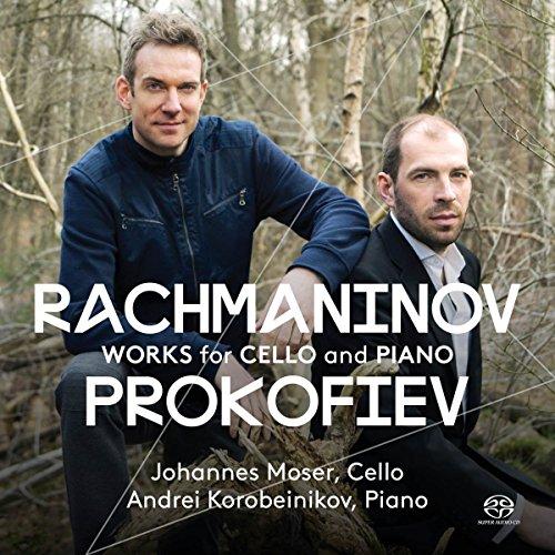 PROKOFIEV / RACHMANINOV / MOSER / KOROBEINIKOV