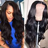 Wingirl Lace Front Human Hair Wigs for Women Pre Plucked Hairline 150% Denisty Brazilian Body Wave Lace Front Wigs with…