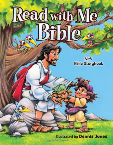 Read with Me Bible: an NIrV Story Bible for - Louis Mall County St