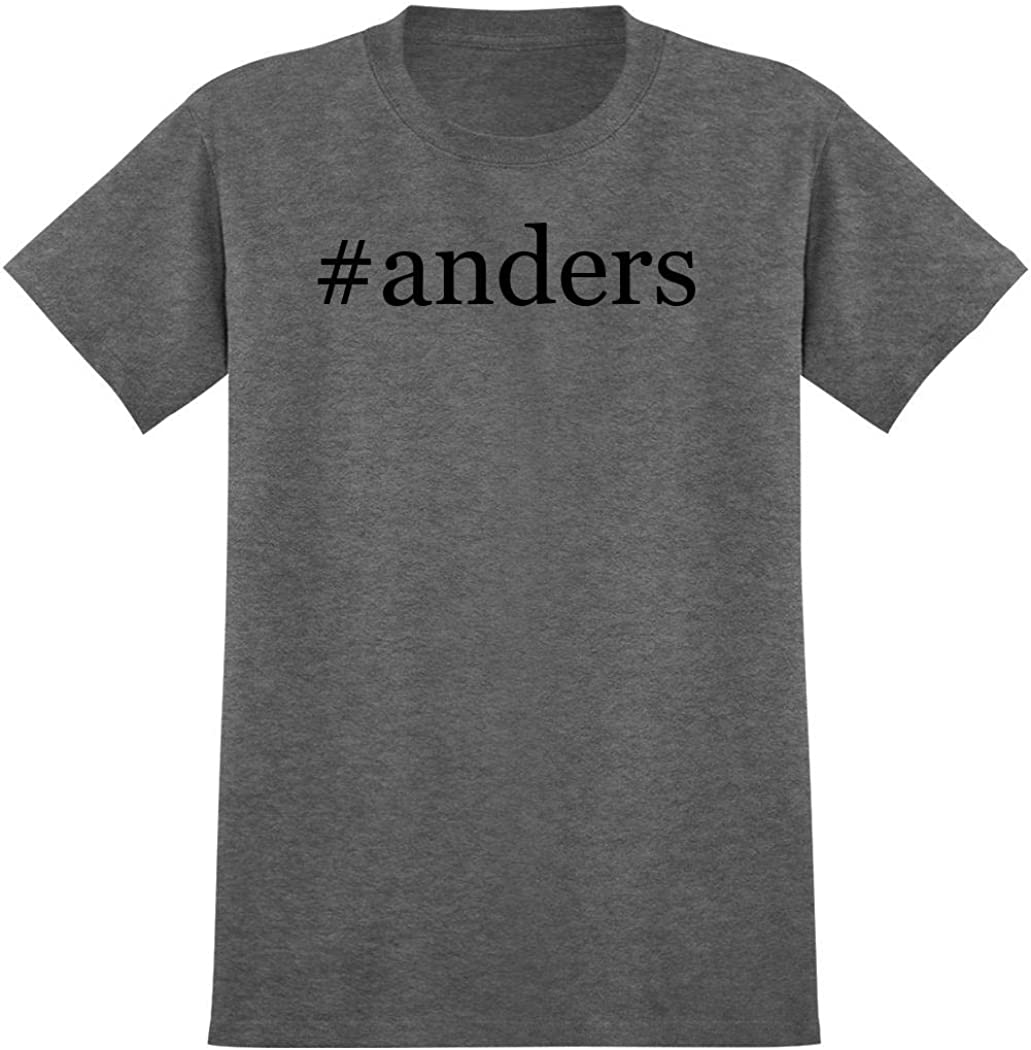 #anders - Hashtag Men's Graphic T-Shirt, Heather, Large 61SHY2mKzdL