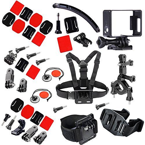 MCOCEAN Accessories Kit for GoPro Hero 4/ 3+/ 3...