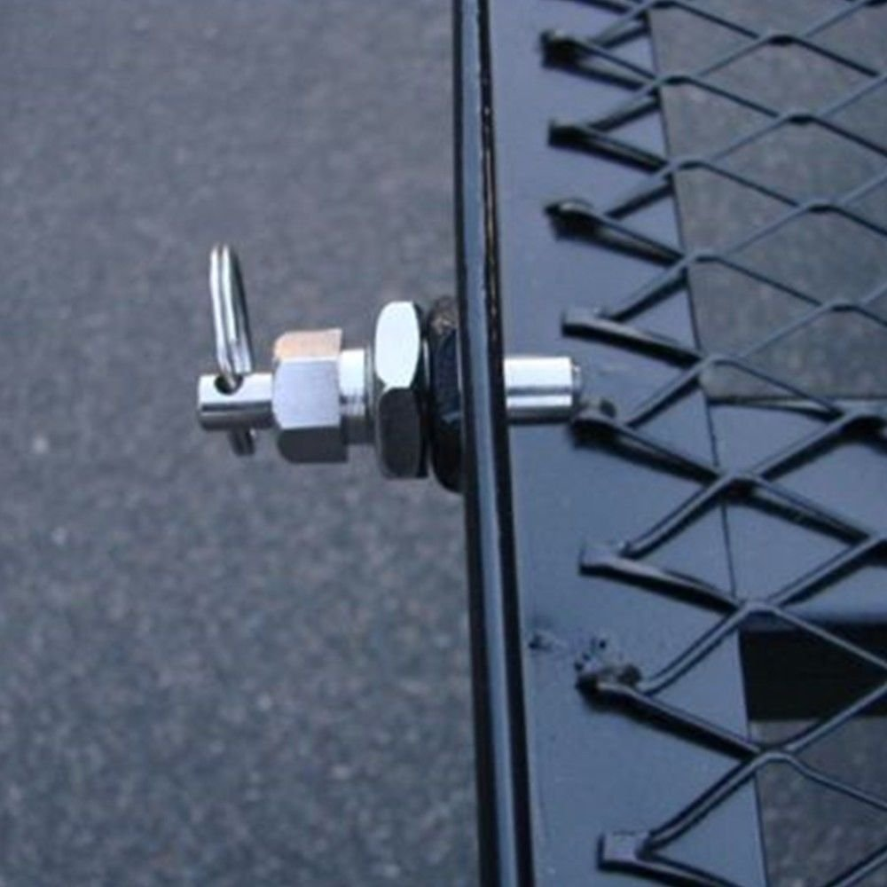 Mobility Carrier Wheelchair Scooter Rack Disability Medical Ramp Hitch Mount Steel New by T-Foot (Image #8)