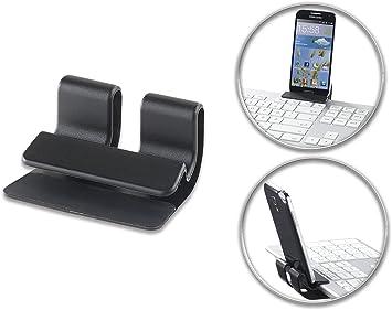 Pearl tastaturhalterung: Universal Smartphone de Clip de Soporte para teclados de PC de hasta 2 cm de Grosor (Soporte para Teclado de Ordenador): Amazon.es: Electrónica