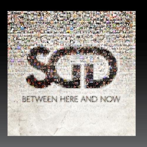 Between Here and Now Album Cover