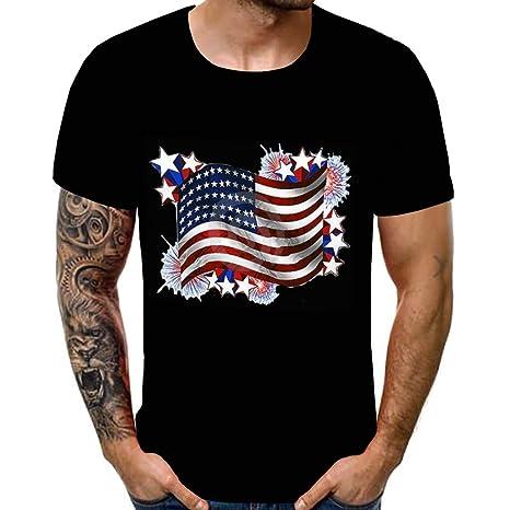 Toponly - Camiseta para hombre, diseño de calavera envejecida con ...