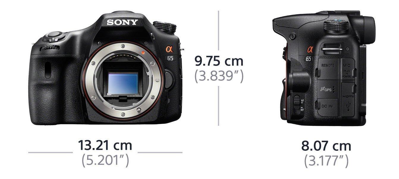 Sony SLT-A65VL - Cámara réflex Digital con función HDR (Sensor ...