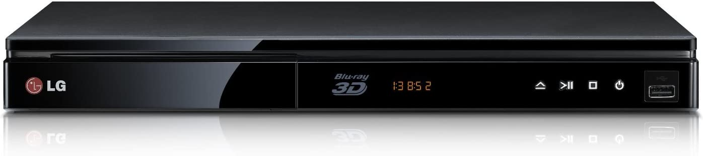 Lg Bp430 3d Blu Ray Player Mit Smart Tv Hdmi 1x Rj 45 Dlna Schwarz Heimkino Tv Video