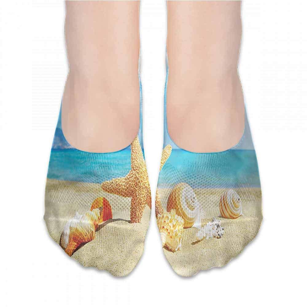 Summer 2019 Seascape,Wooden Jetty Dreamy Sunset,socks men pack hanes