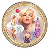 Marilyn Monroe Porcelain Collector Plate from Bradford Exchange by The Bradford Exchange