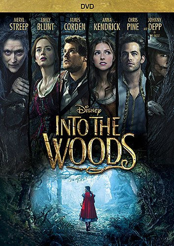 Den Wood - Into The Woods