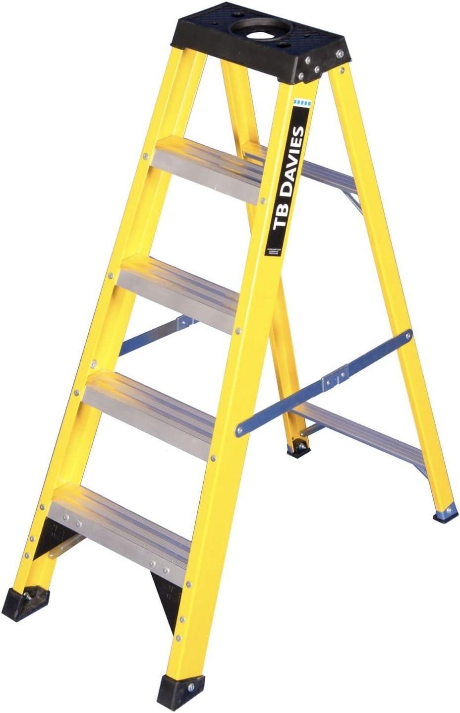 Fibra de vidrio escalera de paso escaleras – non-conductive Stiles ...