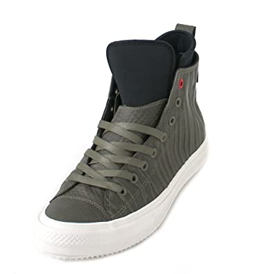 4693ac1daeaa Converse Star CT WP Boot Hi Medium Olive Black   Parchment Green Size  8.5