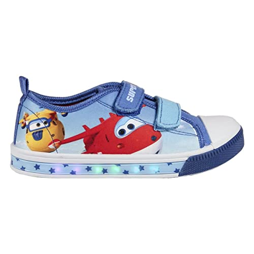 Super Wings 2300002448, Zapatillas para Niños: Amazon.es: Zapatos y complementos